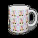 ZaBii[キャラ]白くまマグカップ