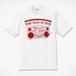 1stワンマンライブ記念Tシャツ ラジカセ ホワイト