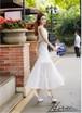 パーティードレス ロングドレス シースルー ノースリーブ ウエストマーク ハイウエスト Vネック 結婚式 二次会 同窓会 20代