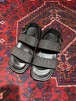 .LOUIS VUITTON LOGO STRAP SANDALS MA0034 MADE IN ITALY/ルイヴィトンロゴストラップサンダル 2000000050447