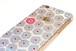 iPhone6 6s対応 ハードケース(昼下がりのアネモネ blue)