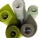 フェルト オリーブグリーン系 5色セット: 100%ウールフェルト 20X30cm 1mm