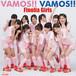 Finolia Girls「VAMOS!! VAMOS!!」初回限定盤B(ネットショップ限定)