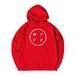 MTJS HOODIE M381508- RED / フード スウェット パーカー RED 赤 MARATHON JACKSON マラソン ジャクソン