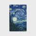 The Starry Night Card Case