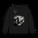 【KALEST×Hearts コラボT】Black-長袖