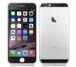iPhone6、iPhone6Plus用 両面カスタムデザイン液晶フィルムシール(ブラックカーボン)