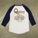 "Queen ""North American Tour"" Raglan Sleeve T-Shirt"