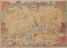 ラッピングペーパーLM1[ロンドンマップ1]
