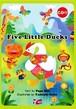 Five Little Ducks リズムとうたでたのしむ絵本シリーズ CD付  対象者:幼児 / 小学校低学年