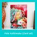 ハワイ直輸入 ハワイアン クリスマスカード (Mele Kalikimaka)