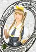 舞台「Stray Sheep Paradise:em」ユズ(栗野春香)ブロマイド typeB【ODDB-019 yu-B】
