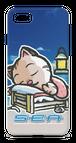 <iPhone 8 / 7 / SE(2020) - 正>おやすみーちゃん
