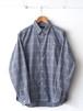 N.O.UN Two Pocket Shirt Blue Check,Gray Check