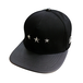 男女兼用☆☆☆『Three star stylish cap』