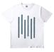 タイヤパターン(Motion) Tシャツ