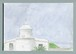『水彩画:灯台 』