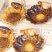 とり皿 ヒマワリ又は青い花