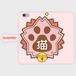 手帳型スマホケース(iPhone・Android対応) 【にゃんこ学園校章】