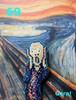 No.69  The Scream by Munch