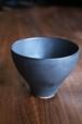 陶芸作家【宮崎雄太 器とデザイン】フリーカップグラス L(BLK)