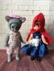赤ずきんちゃん&おばあちゃん Little Red Riding Hood&Wendy As The Big Bad Wolf 2010年製 マクドナルド×マダムアレキサンダードール