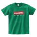avenomix / BOX-LOGO & SIGN T-SHIRT DEEP-GREEN