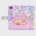 iPhone7Plus ママのお部屋手帳型スマホケース