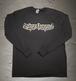 """MINOR LEAGUE """"グラフティー・ロングスリーブTシャツ"""""""