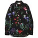 FLOWER SHIRT (BLACK) / RUDE GALLERY