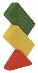 ぴたブロック(8ピース)柔らかいから安全、おすすめの大きいブロック