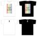 OVER THE RAINBOW Tシャツ(¥3,500)