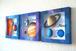 【人気商品の新デザイン!】 宇宙画廊 (SPACE BLUE)