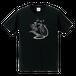 モンテカルロ(ブラック)|懐かしい変速自転車Tシャツ
