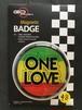 48番 ゴーバッジ ONE LOVE
