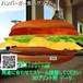 食品サンプル「ハンバーガー」3Dプリント用データ
