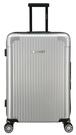Lサイズ☆ヒューストンシルバーHOU・90リットル:超軽量!旅ガールにオススメスーツケース