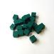 緑10mm木製キューブ(約150個)