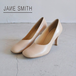 JANE SMITH/ジェーンスミス・Round toe pumpus