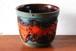 希少 50年代~70年代 西ドイツ製 FAT LAVA 鉢カバー フラワーポット 花瓶 ビンテージ