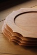 wood plate Mサイズ チェリー