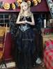 3540ハロウィン衣装 コスチューム コスプレ衣装 レディース ロングワンピース 大人 女性 吸血鬼 魔女 ヴァンパイア ゾンビ 幽霊