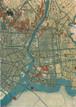 江戸古地図 クリアファイル