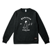 BURITSU BOY SWEAT : Black