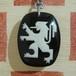 フランス BROSSETTE [ブロゼット]ライオン紋章  ブルボンキーホルダー