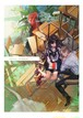 【ランダムA4ポスター2枚付き】カズアキ画集 Kazuaki Artworks vol.2 + ランダムA4ポスター2枚付き限定版