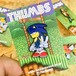 "THUMBS""Bart x SEGA Pin Badge"""