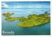 Lake Kivu Islands / Post card