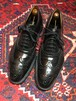 .CHURCH'S LEATHER WING TIP SHOES MADE IN ENGLAND/チャーチレザーウィングチップシューズ 2000000031019