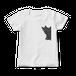 黒猫は見た・レディースTシャツ